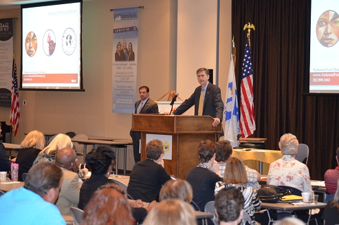 U.S. Attorney Bentley addresses Tampa Bay Fair Housing Consortium