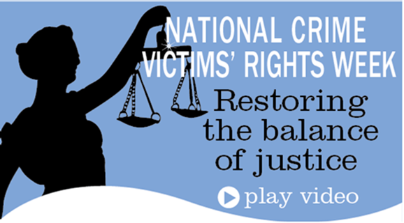 National Crime Victims' Rights week