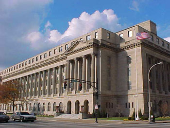Louisville Courthouse
