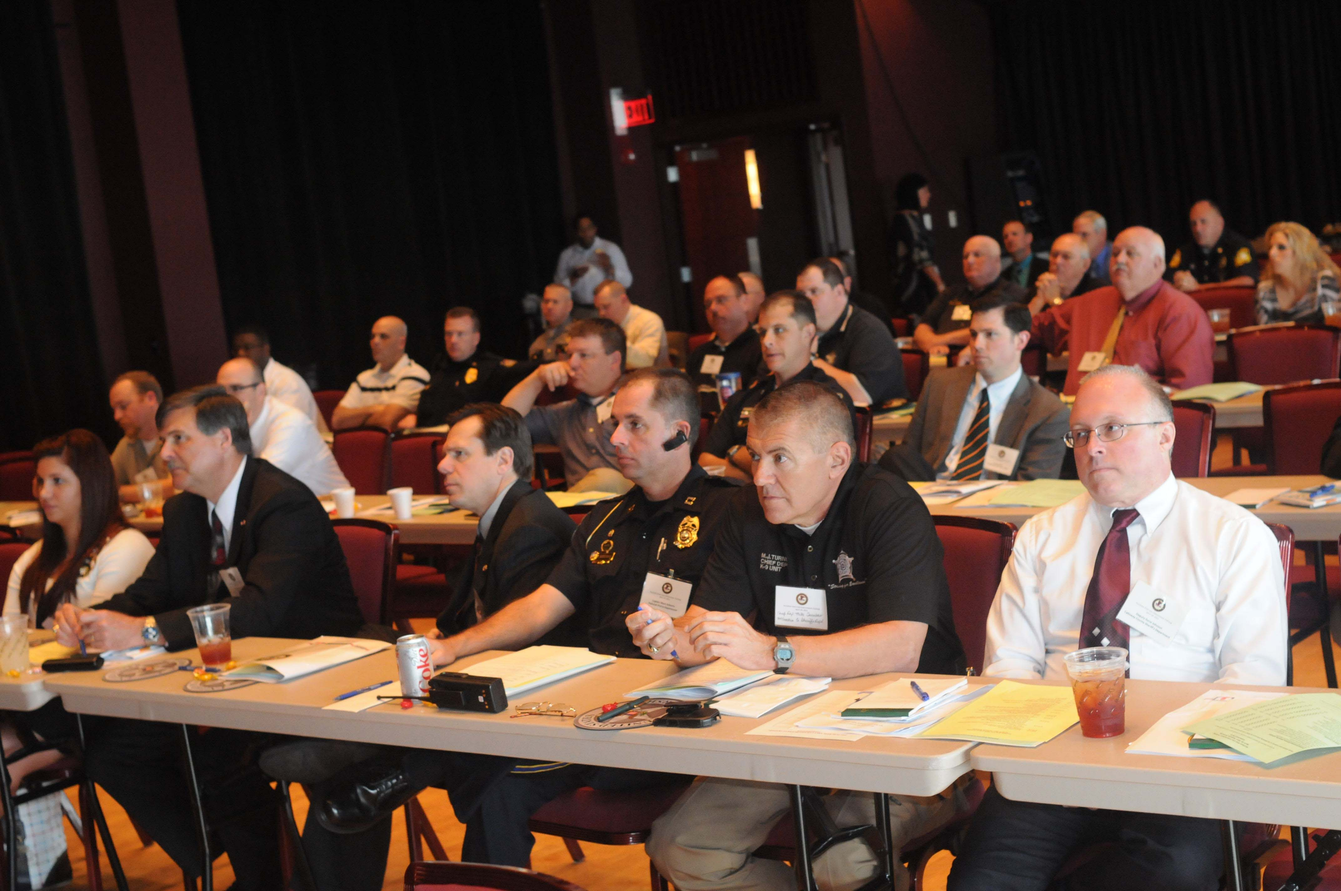 Purchase Area Law Enforcement Training
