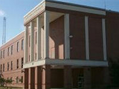 Image of the Lake Charles Courthouse