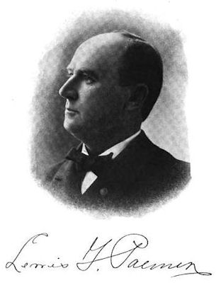 Picture of Lewis G. Palmer