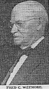 Picture of Fred C. Wetmore