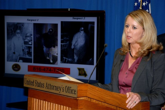 U.S. Attorney Beth Phillips