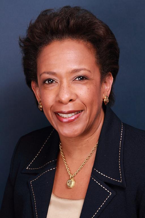 U.S. AG nominee Loretta Lynch