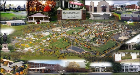 Carlisle Barracks photo montage