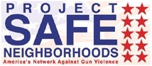 Logo for Project Safe Neighborhoods