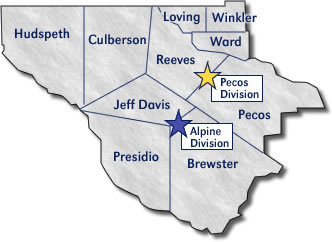 Offices Of The Western District Of Texas