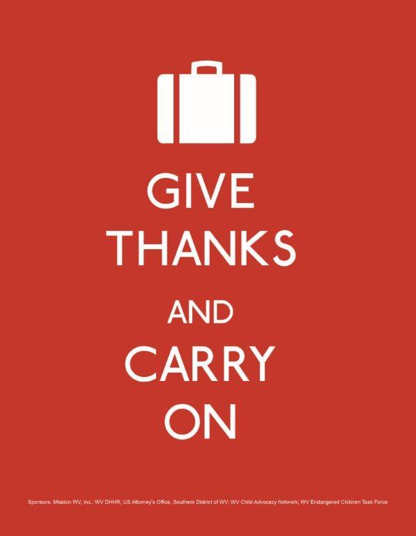 Give Thanks logo