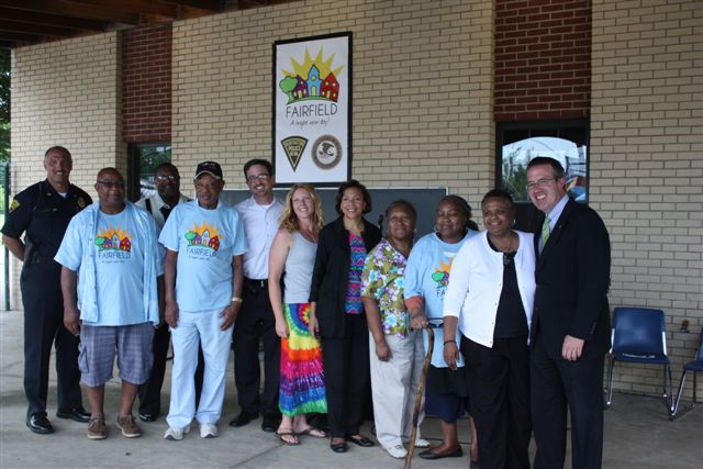 Fairfield Community Leaders Recognition Ceremony