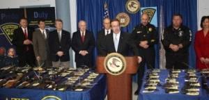 drug sweep press conference