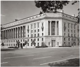 Main Justice Building, Washington, D.C., Courtesy of the General Services Administration